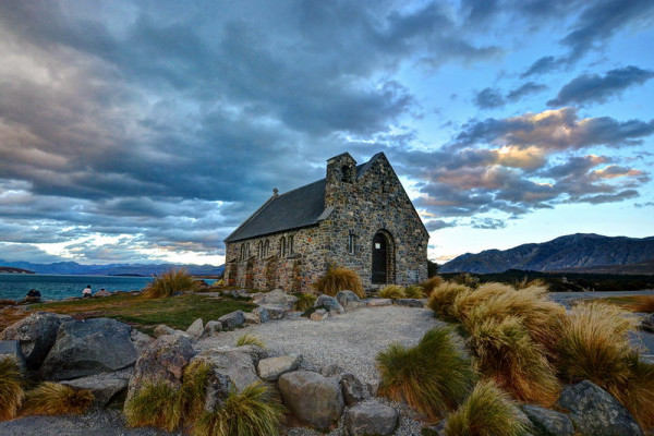 Lake Tekapo Canterbury